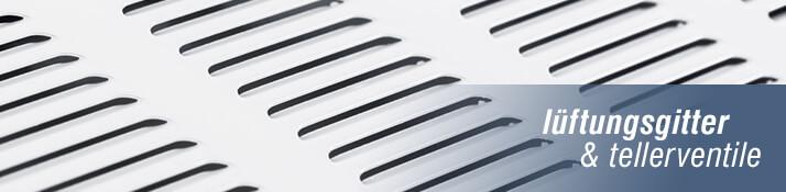 PVC-Lüftungsgitter