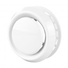 PVC Abluft-Tellerventil (A-VRF-Serie)