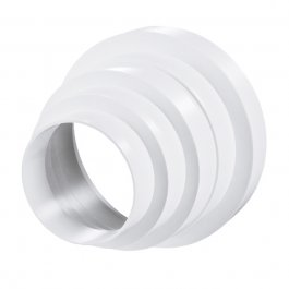 Multiple Round PVC Reducers