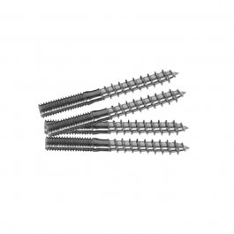 Double-Threaded Screw