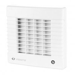 Extractor Fan with automatic louvre shutters (MA-series)