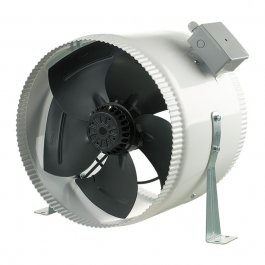 Inline Axial Fan (OVP-series)