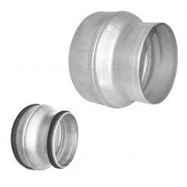 Spiral Round Duct Reducer
