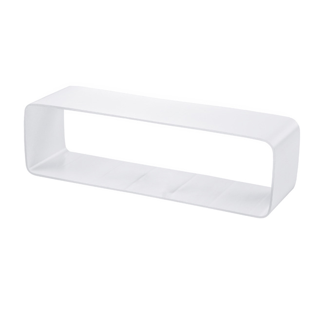 PVC Flachkanal Formteilverbinder