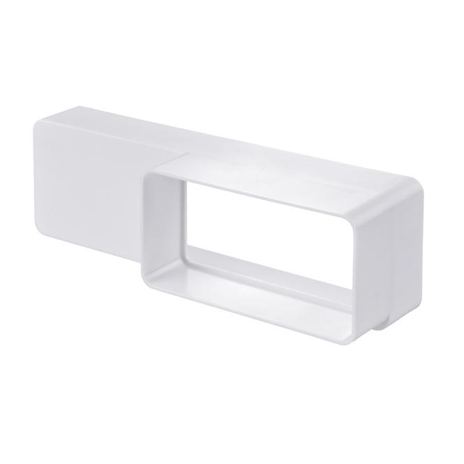PVC Flachkanal Reduzierung