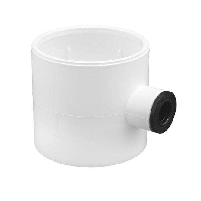 PVC Condensation Drain Round