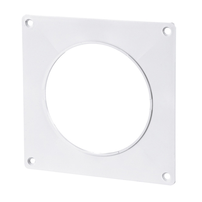 PVC Duct Wall Plate