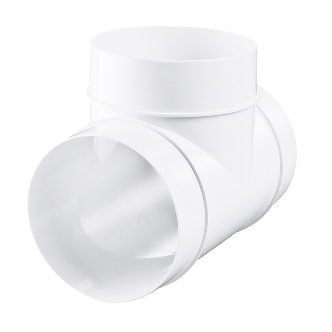 PVC Round T-Joint