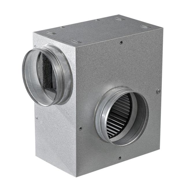 Rohr-Radialventilator (KSA-Serie)