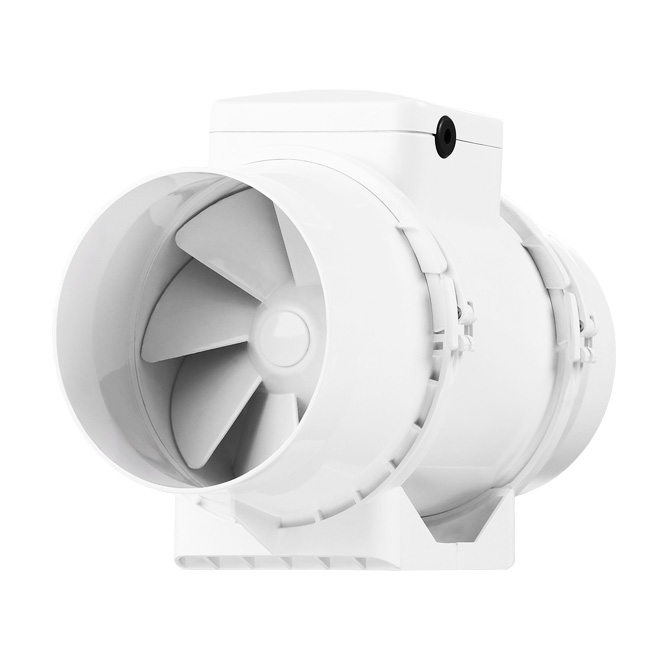 Inline Mixed-Flow Fan (TT-series)