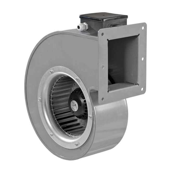 Scroll-Type Centrifugal Fan (VCU-series)