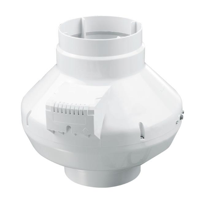 Rohr-Radialventilator (VK-Serie)