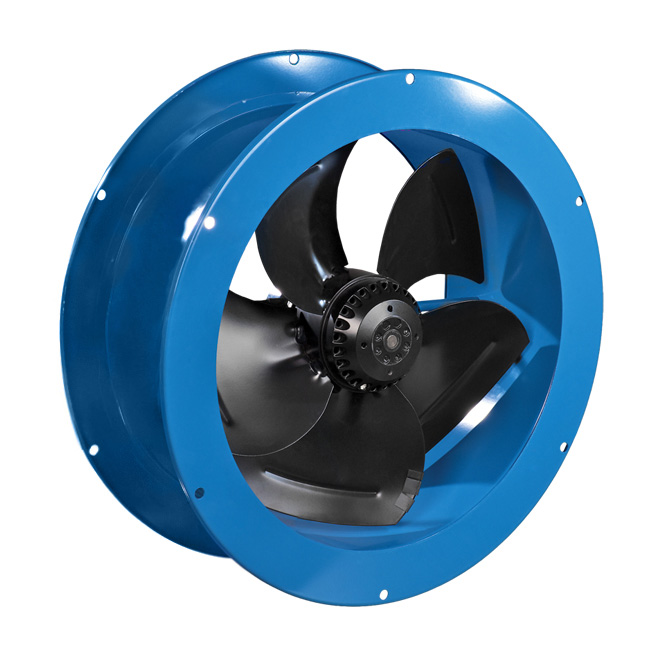 Rohr-Axialventilator (VKF-Serie)