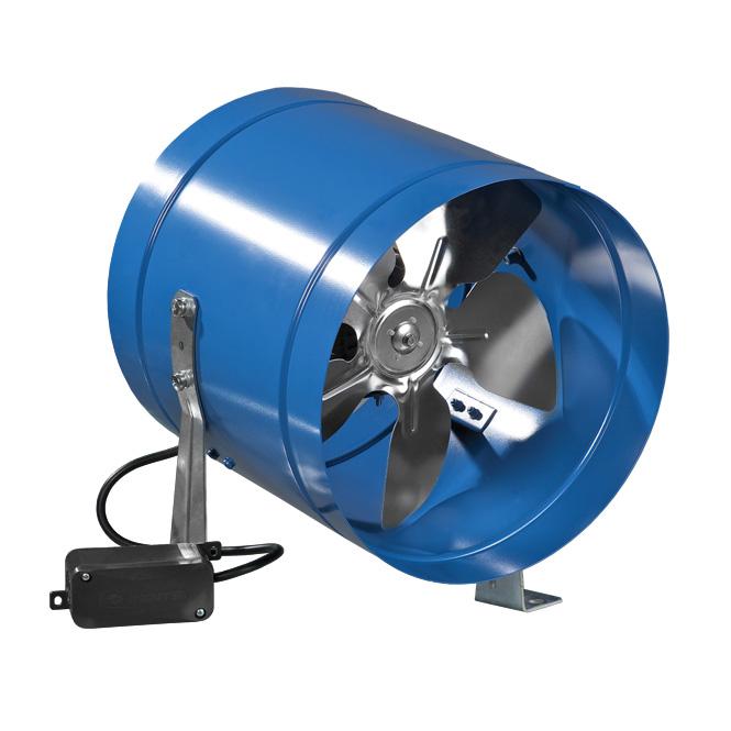 Rohr-Axialventilator (VKOM-Serie)