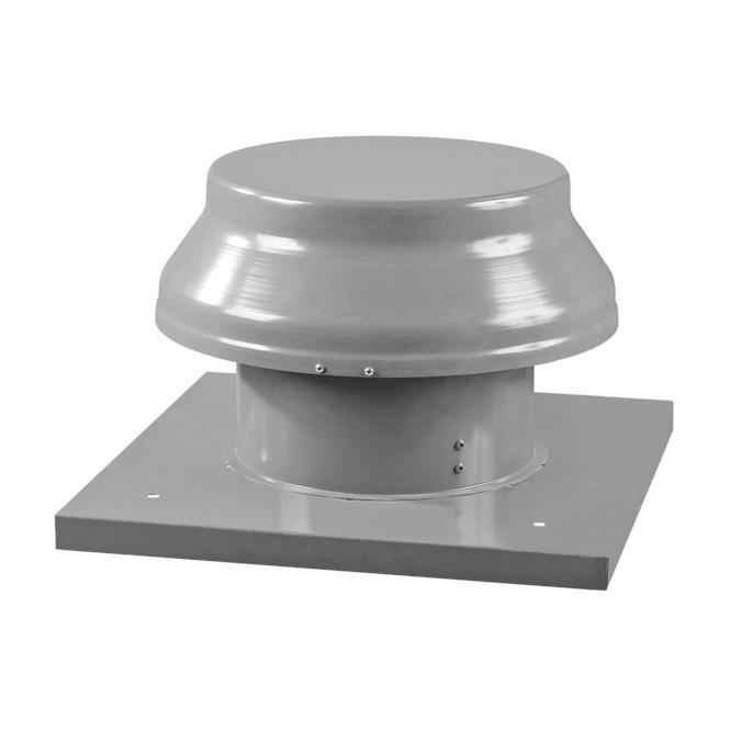 Dach-Axialventilator (VOK-Serie)