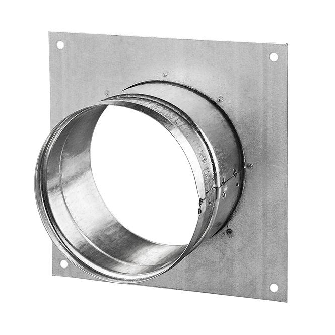 Spiral Mounting Frame + Flange