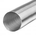 Flexibles Aluminiumrohr