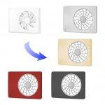 Designblenden zum Austausch für iFan-Serie